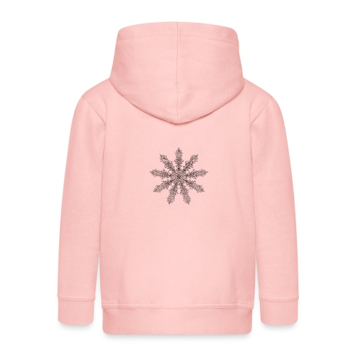 Magic Star Tribal #4 - Kids' Premium Zip Hoodie