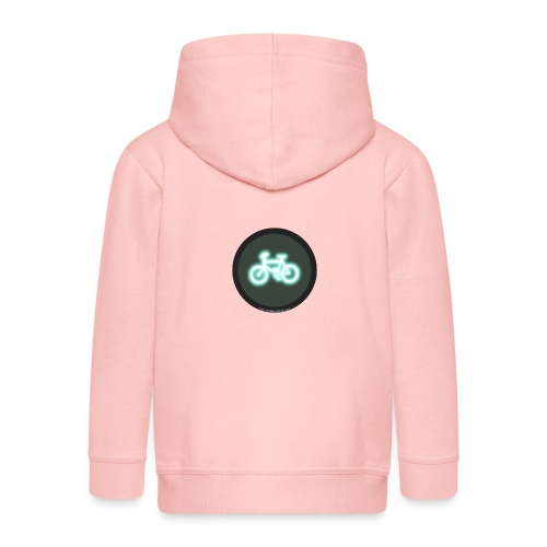 t6png - Kids' Premium Zip Hoodie