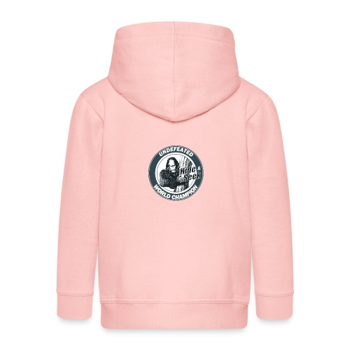 Bigfoot - Kids' Premium Zip Hoodie