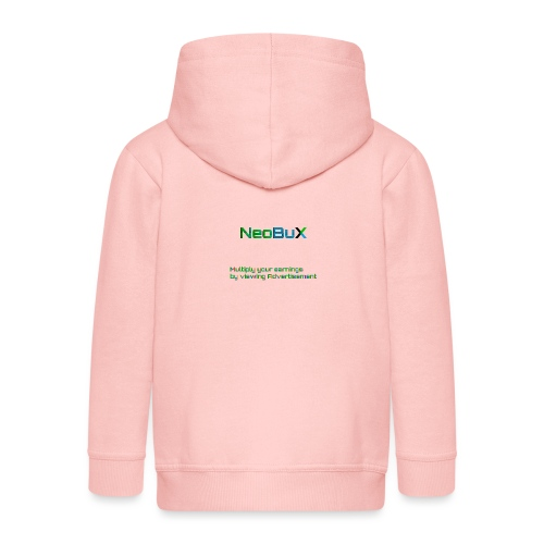 NeoBuX AD - Kids' Premium Zip Hoodie