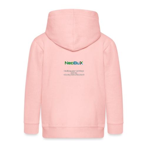 NeoBuX - Kids' Premium Zip Hoodie