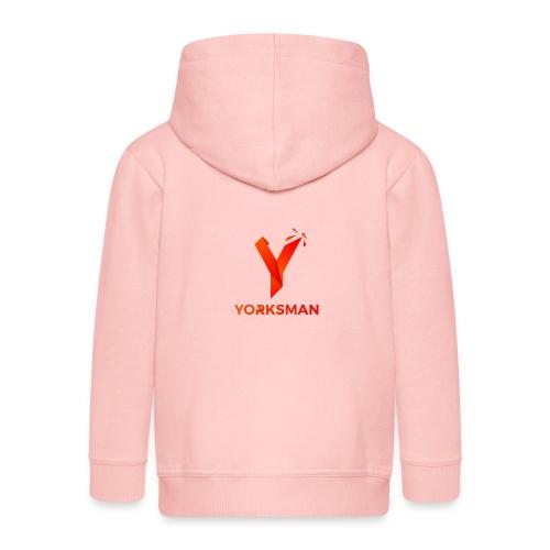 THeOnlyYorksman's Teenage Premium T-Shirt - Kids' Premium Zip Hoodie