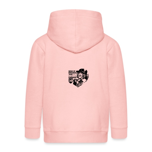 Legend_-_Drogheda1 - Kids' Premium Zip Hoodie