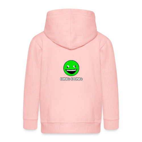 Shirt Ding Dong - Kinderen Premium jas met capuchon