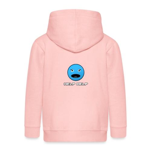 Shirt Help Help - Kinderen Premium jas met capuchon