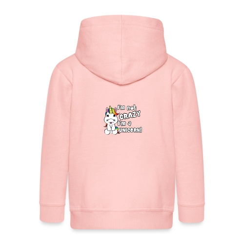unicorn - Kinderen Premium jas met capuchon