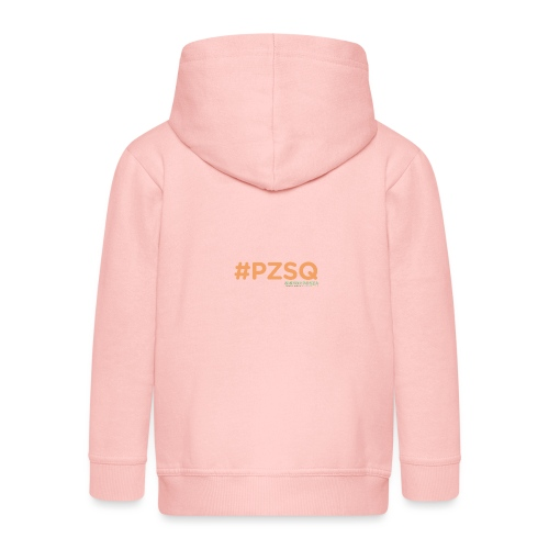 PZSQ 2 - Felpa con zip Premium per bambini