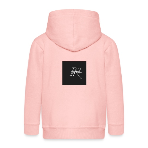 ItzReece Merch - Kids' Premium Zip Hoodie