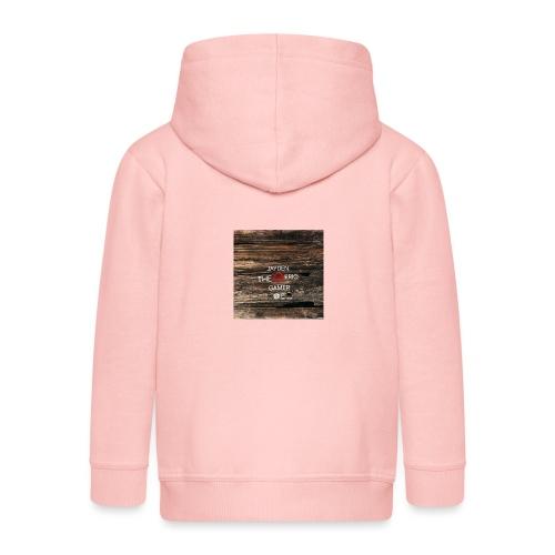 Jays cap - Kids' Premium Zip Hoodie