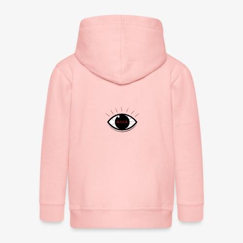 Hooz's Eye - Veste à capuche Premium Enfant