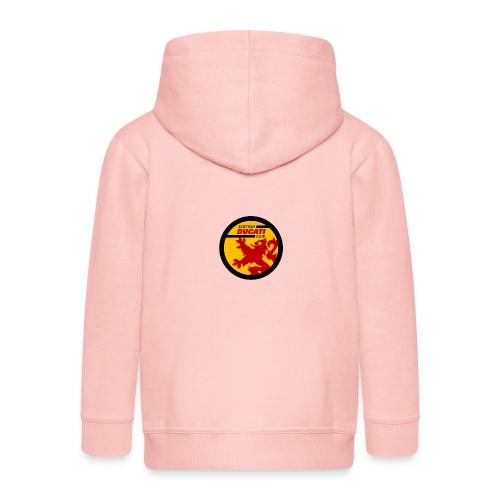 GIF logo - Kids' Premium Zip Hoodie
