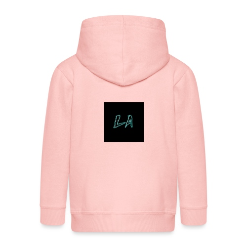 LA 2.P - Kids' Premium Zip Hoodie