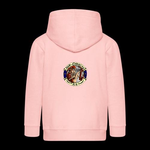 Goblin Ale T-Shirt - Kids' Premium Zip Hoodie