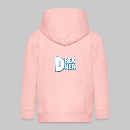Dreamers' name - Kids' Premium Zip Hoodie