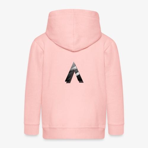 A for Arctic - Veste à capuche Premium Enfant
