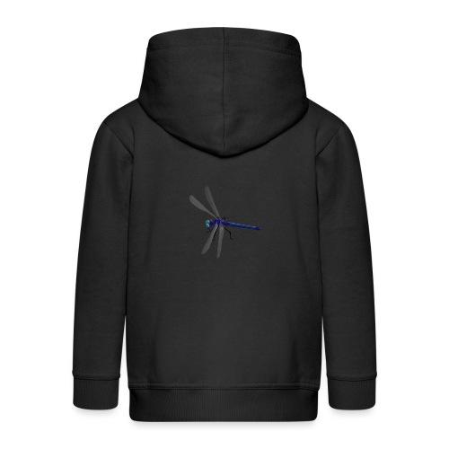 Dragonfly - Chaqueta con capucha premium niño