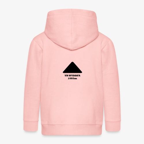 Snowdon - Kids' Premium Zip Hoodie