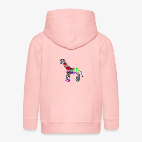 giraffe - Veste à capuche Premium Enfant