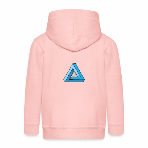 Triangular - Kinder Premium Kapuzenjacke