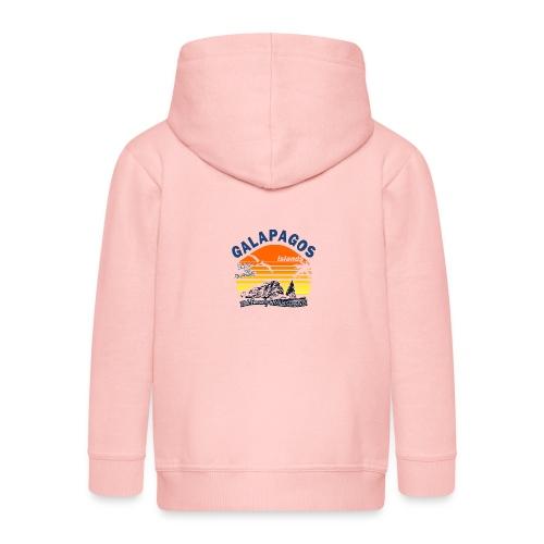 Galapagos Islands - Kids' Premium Zip Hoodie