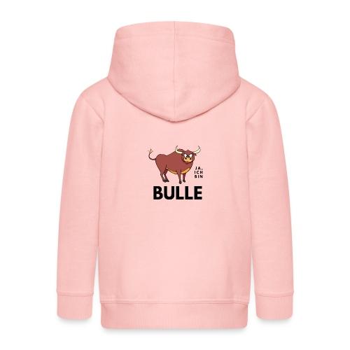 Ja, ich bin Bulle - Kinder Premium Kapuzenjacke