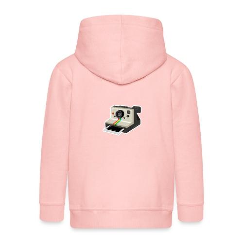 Polaroid 1000 kawaii - Veste à capuche Premium Enfant