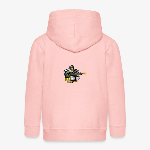 OutKasts [OKT] Logo 2 - Kids' Premium Zip Hoodie