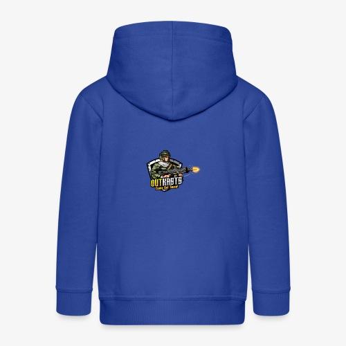 OutKasts [OKT] Logo 2 - Kids' Premium Hooded Jacket