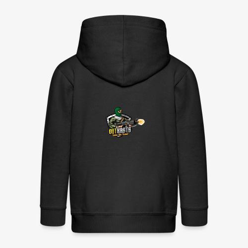 OutKasts [OKT] Logo 1 - Kids' Premium Hooded Jacket