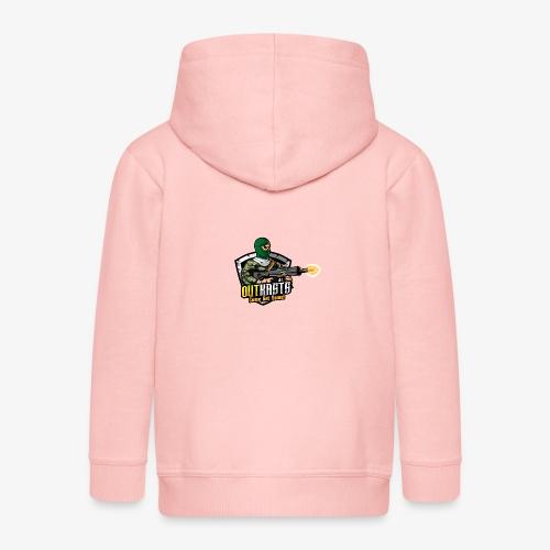 OutKasts [OKT] Logo 1 - Kids' Premium Zip Hoodie