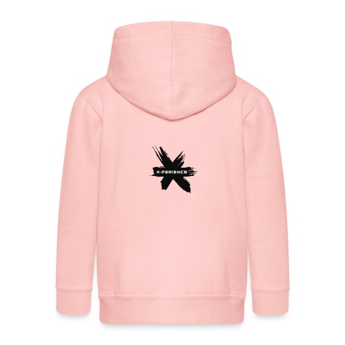 x-perience - Das neue Logo - Kinder Premium Kapuzenjacke