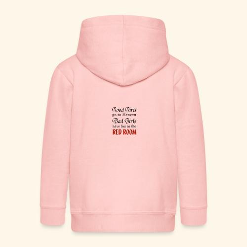 BADG - Kids' Premium Zip Hoodie