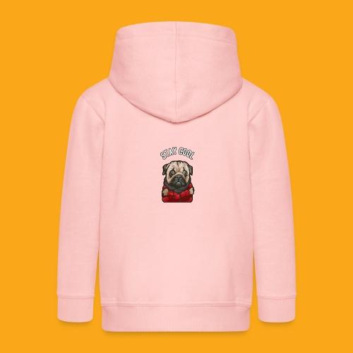 Stay cool Mops - Kinder Premium Kapuzenjacke