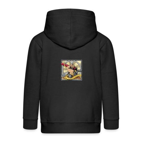 Quaerite et invenietis - Chaqueta con capucha premium niño