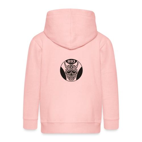 yakuza one color - Veste à capuche Premium Enfant