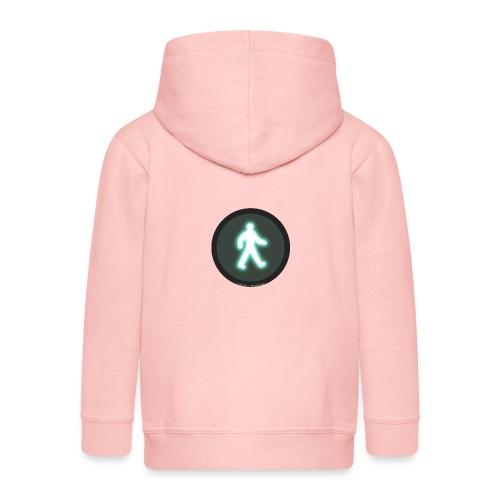 t4png - Kids' Premium Zip Hoodie