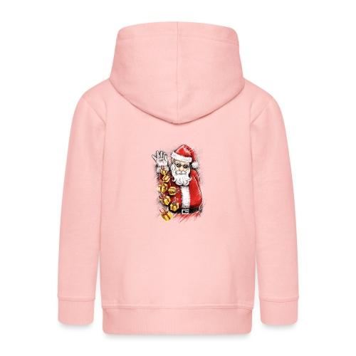 Gift Bae - Kids' Premium Zip Hoodie