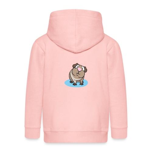 Hello Piggy - Kinder Premium Kapuzenjacke