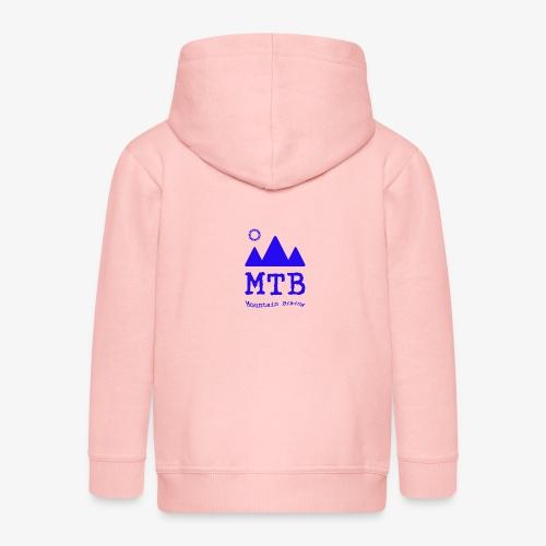 mtb - Kids' Premium Zip Hoodie