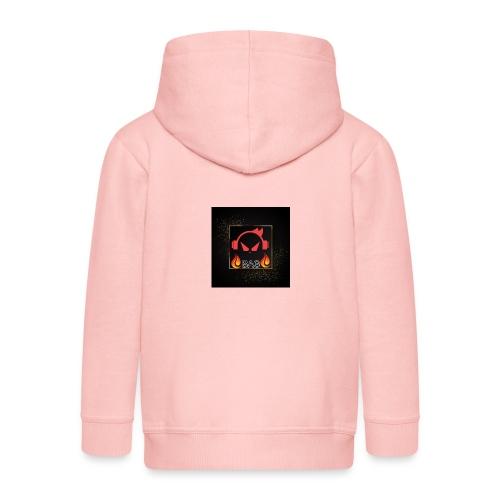 Bag Fanclub - Kinder Premium Kapuzenjacke
