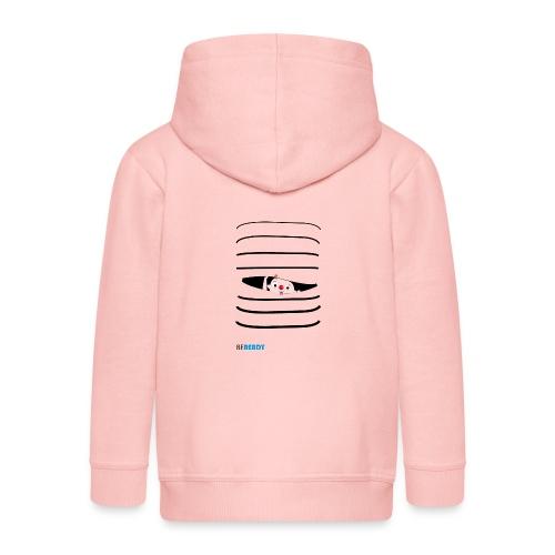 BEREADY_BOY.png - Kinderen Premium jas met capuchon