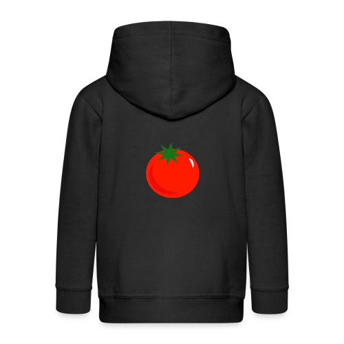 Tomate - Chaqueta con capucha premium niño