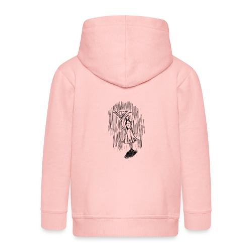 Umbrella - Kids' Premium Zip Hoodie