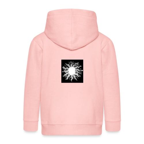 sun1 png - Kids' Premium Zip Hoodie