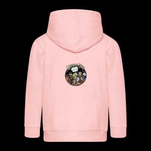 Oliver Pist - Kids' Premium Zip Hoodie