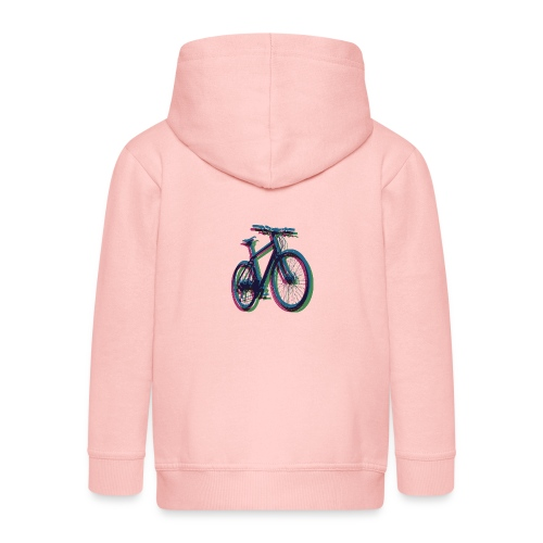 Bike Fahrrad bicycle Outdoor Fun Mountainbike - Kids' Premium Zip Hoodie