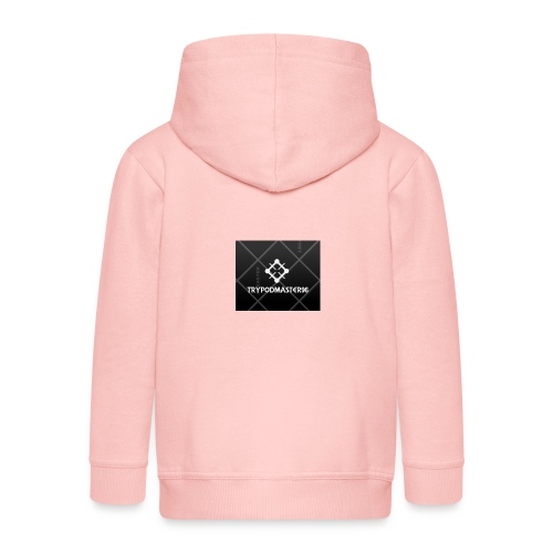 my youtube channle march - Kids' Premium Zip Hoodie