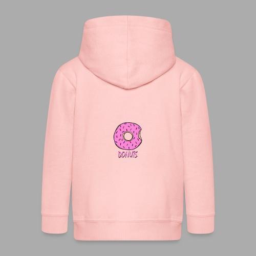 DONUTS - Chaqueta con capucha premium niño