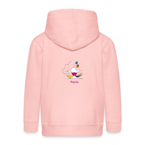 Molly Pop - Veste à capuche Premium Enfant