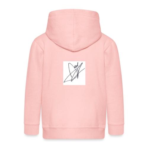 Tshirt - Kids' Premium Zip Hoodie